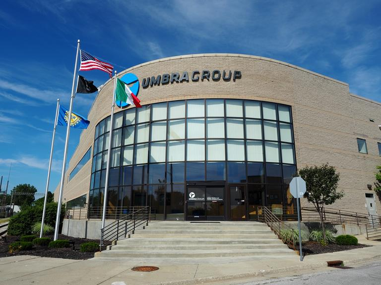 Umbra Group conceives global strategy for hybrid meetings as employees return to the office