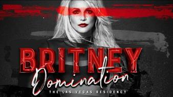 Britney Spears mapping projection Las Vegas