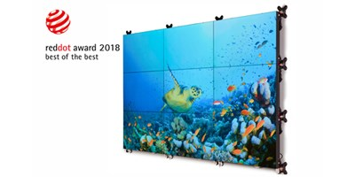Video walls - Products - Barco