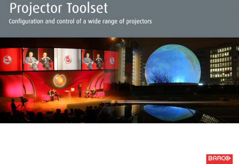 Projector Toolset