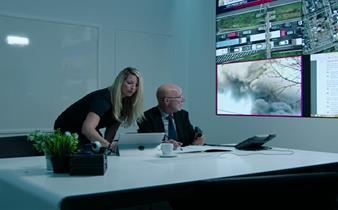 critical decision-making offering by barco