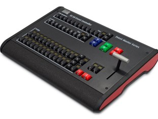 Event Master EC-30 controller perspective