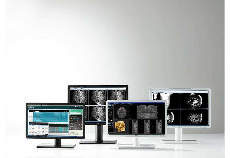 Barco's Eonis clinical displays