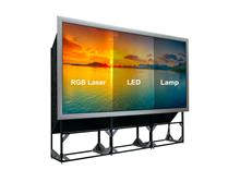 RGB Laser video wall upgrade kit