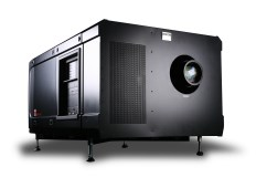 Projectors for Cave displays