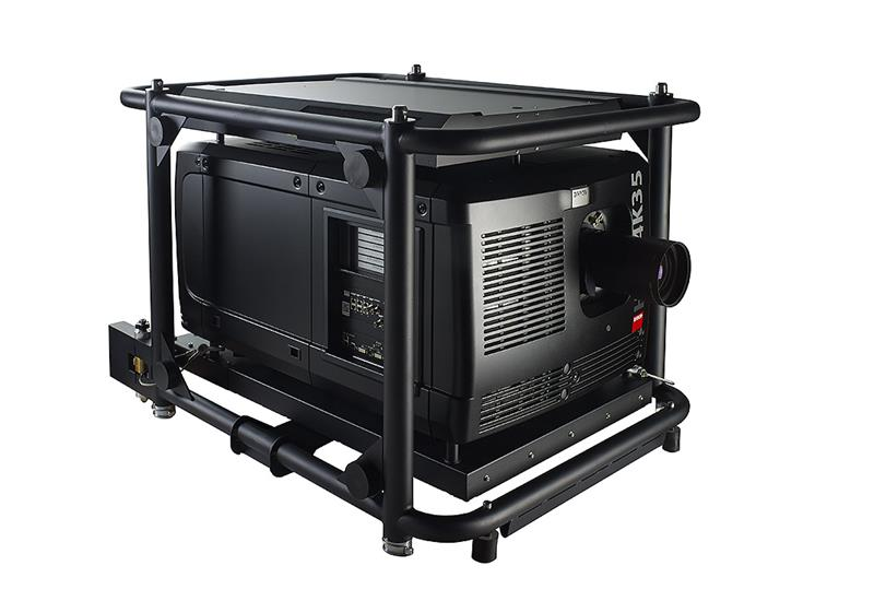 HDQ-4K35 three-chip DLP projector