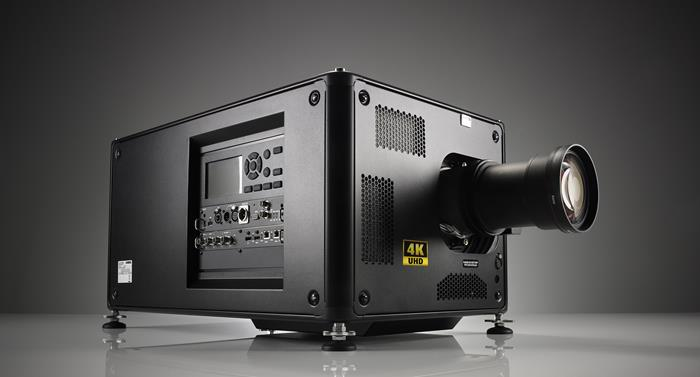 hello new hdx projector with 4k resolution barco