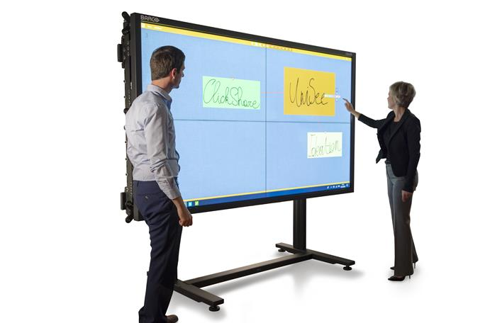 Introducing the Barco Ideation Wall