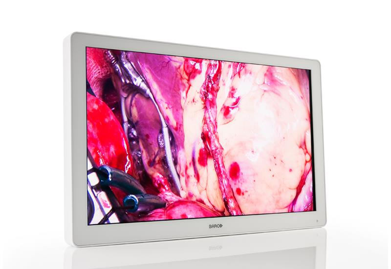 Barco's MDSC-2232 surgical display