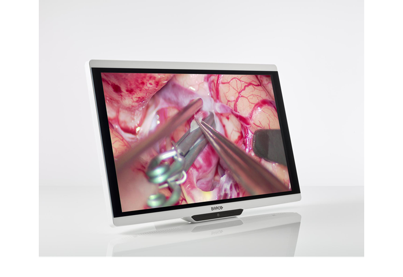 Barco's MDSC-8427 surgical display