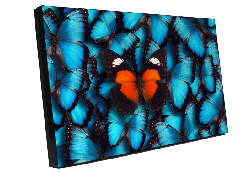 lcd video wall overview lvd5521b