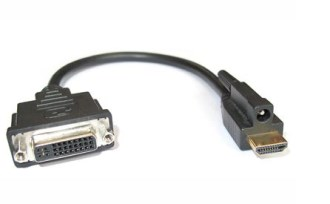 HDMI to DVI converter