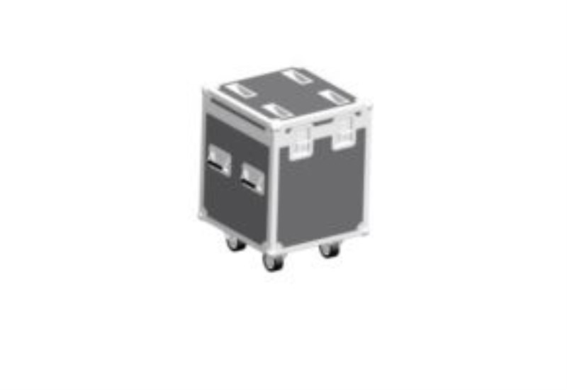 HDQ lamp flightcase
