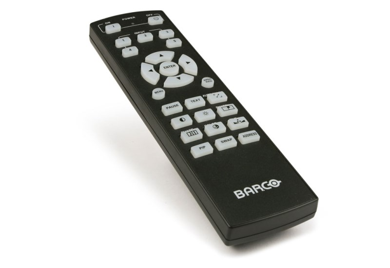 IR remote control for RLM-W