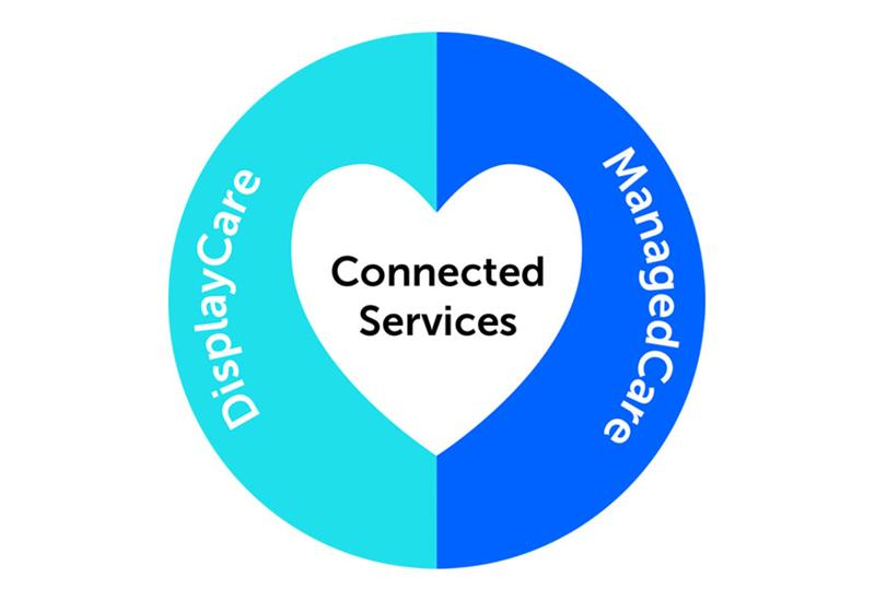 Barco Care Healthcare Connected services