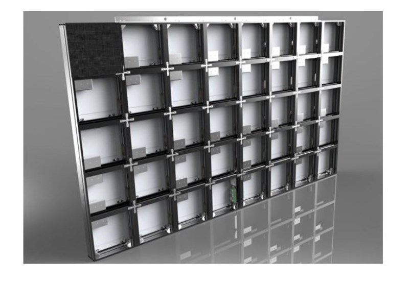 T8 modular LED display