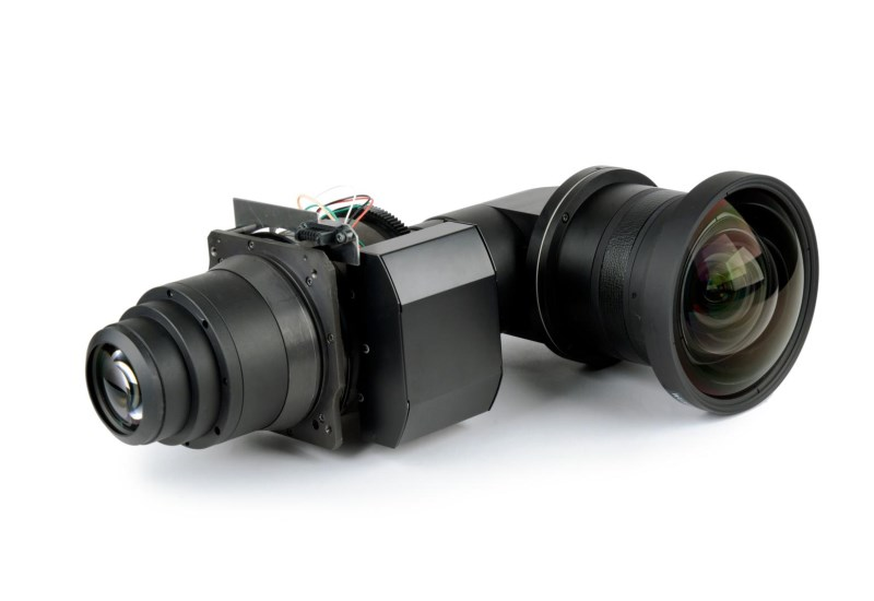 TLD+ USD projector lens