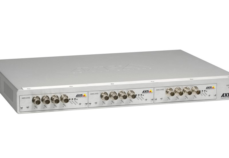 TransForm N 4/8/12 channel Analog Video Input Node