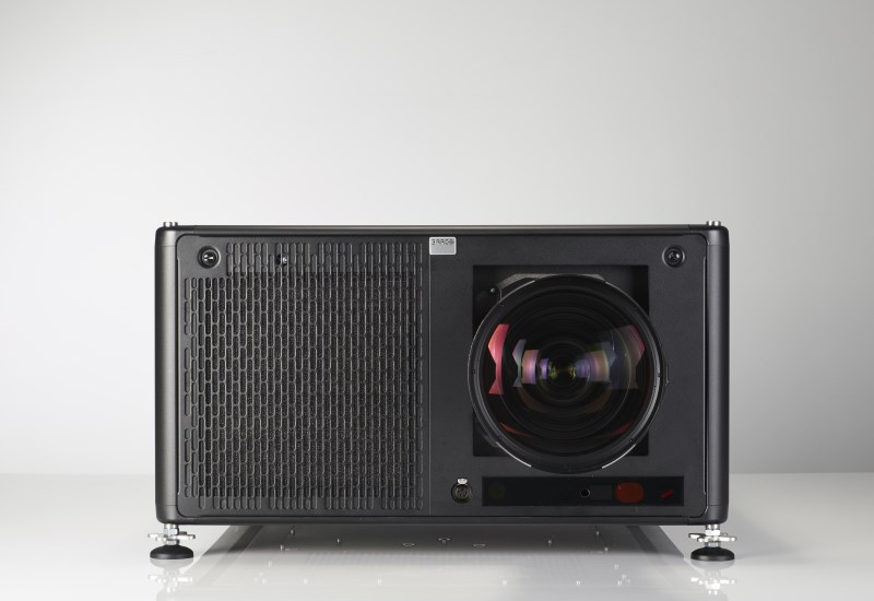 Large venue laser projector