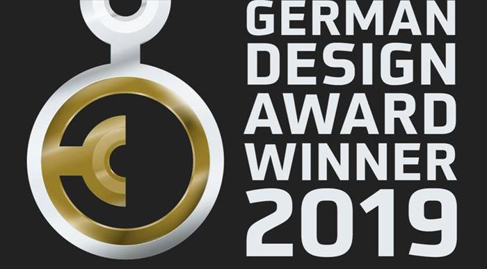 German design award for excellent product design