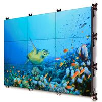 Large video walls portfolio