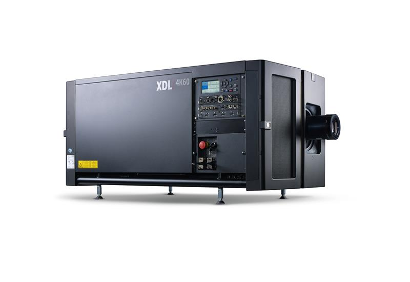 XDL RGB laser large venue projector
