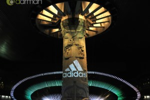 Adidas national jersey launch Mexico