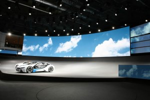 Barco LED displays impress at Frankfurt Motor Show