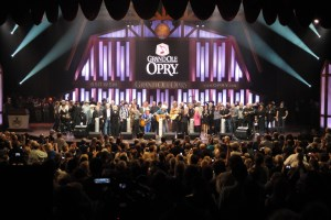 The Grand Ole Opry:  The show must go on!