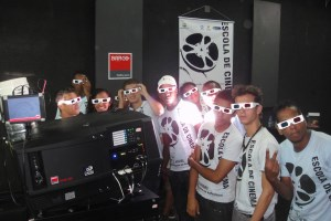 5 Views - Technical Training in Audiovisual