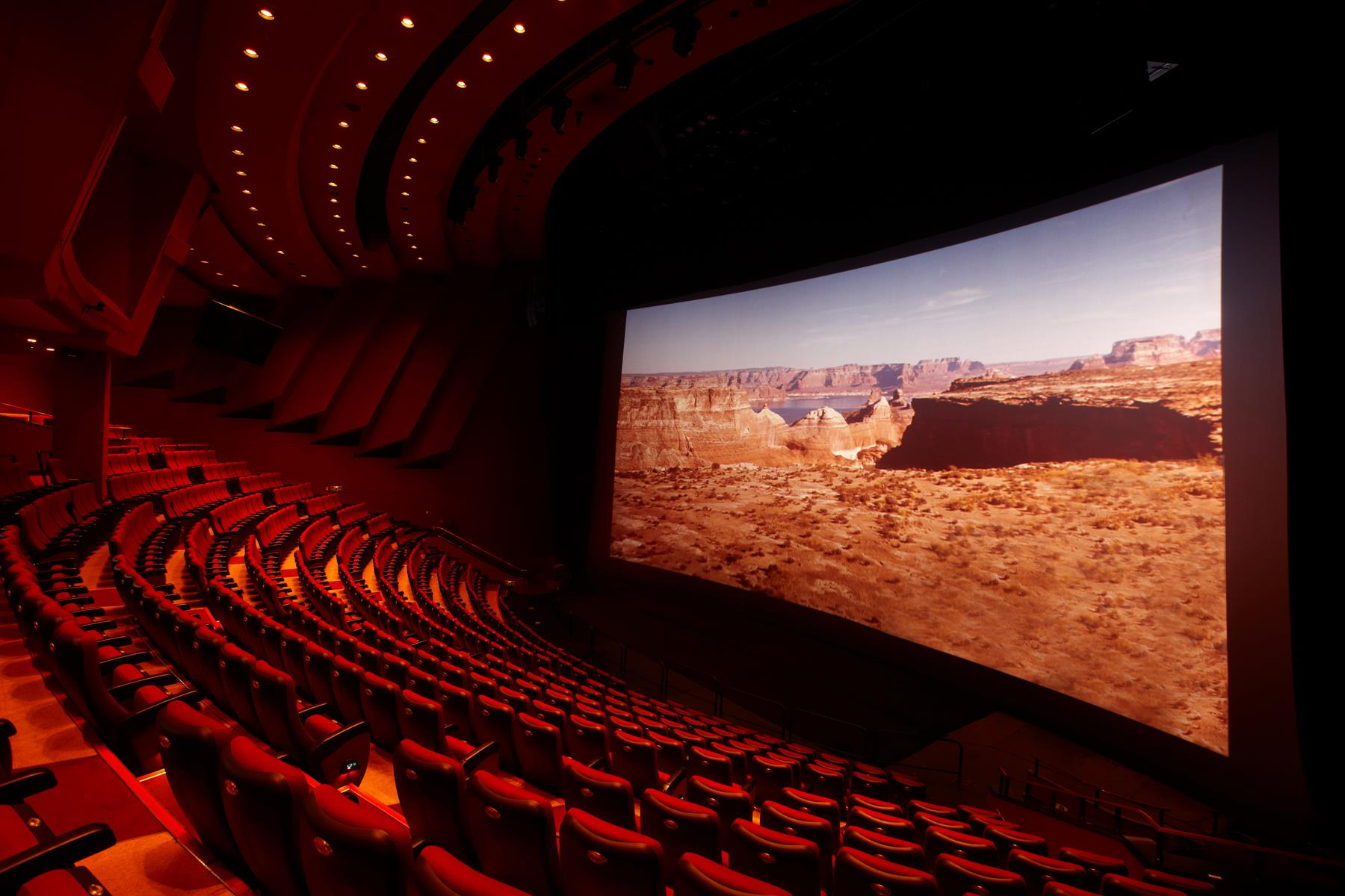 dp 3000 for 63 imax theater in seoul barco