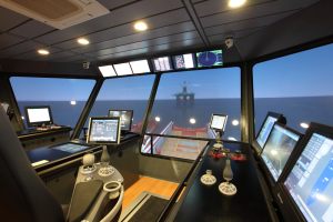 World's largest offshore simulator