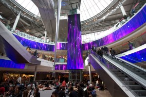 Les Quatre Temps shopping mall