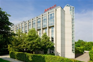 Meetings at Marriott München: flexible and collaborative, thanks to ClickShare