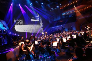 Krakow Film Music Festival première for E2 and HDF-W30