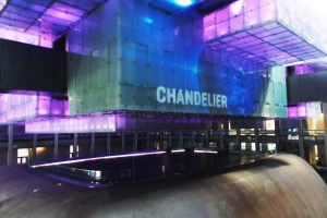 24 HDX-W12 projectors add a touch of colors and images to Centro Cultural Kirchner