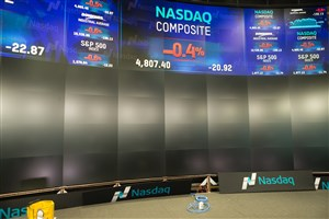 Nasdaq rings the bell with Barco video wall