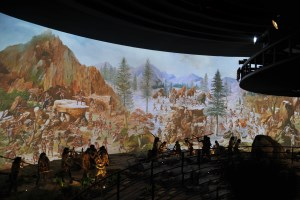 Science City - A breathtaking 360-degree view on human evolution