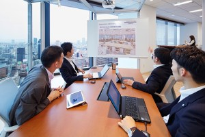 ClickShare supports open collaboration at SRG Takamiya (Japan)