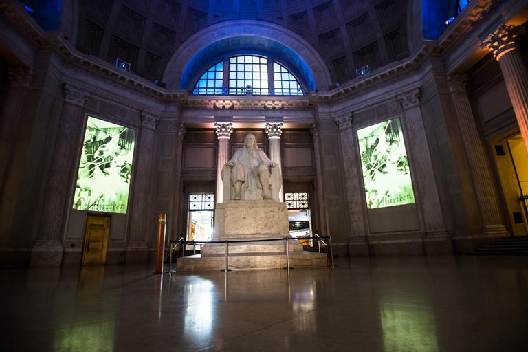 The Franklin Institute elevates visual excitement in historical museum