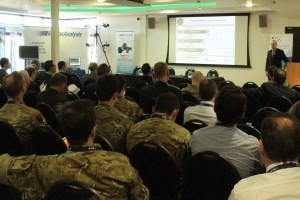 ClickShare streamlines Defence Simulation, Education and Training conference