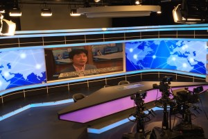 Barco helps TBS take its new broadcasting headquarters to the next level in AV excellence