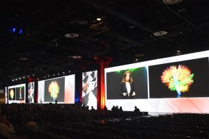 Barco powers AIA Conference with interactive visual spectacular
