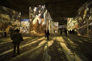The fascinating world of Bosch, Brueghel and Arcimboldo, powered by Barco laser phosphor projection