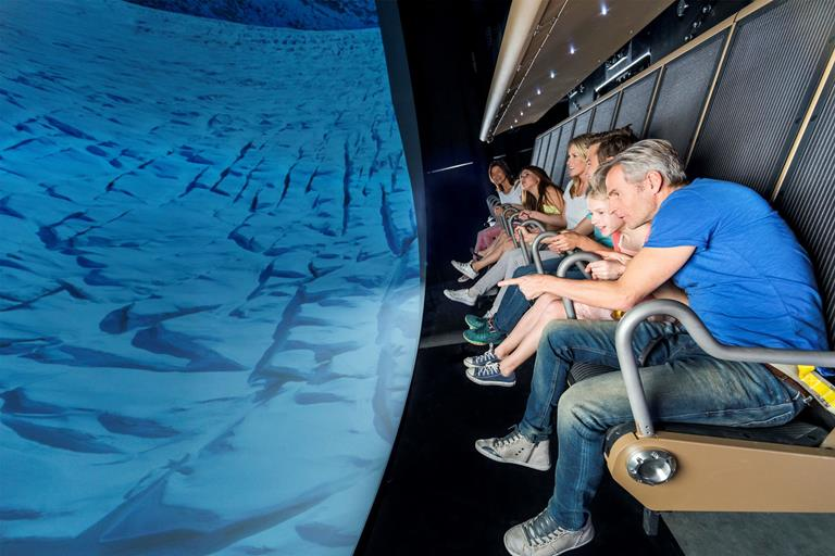 Dream of flying becomes reality with Europa-Park's immersive attraction 'Voletarium'