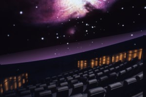 Illuminating cosmic journeys at Gates Planetarium