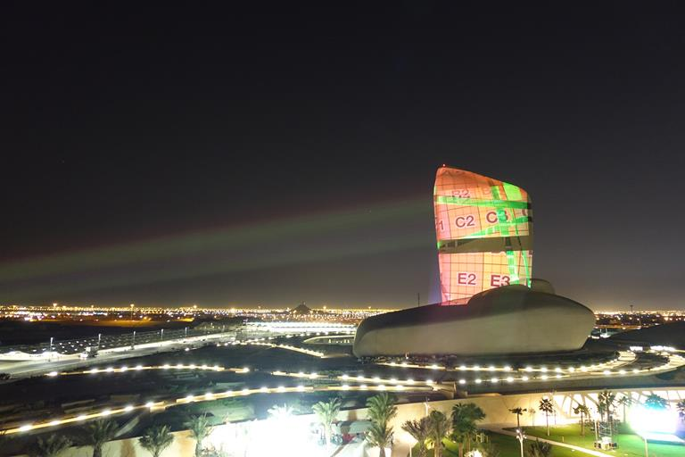 King Abdulaziz Center brings Saudi Arabian history to life with Barco projection tech