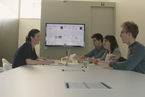 "ClickShare at the office: ""It really speeds up our brainstorming sessions"""