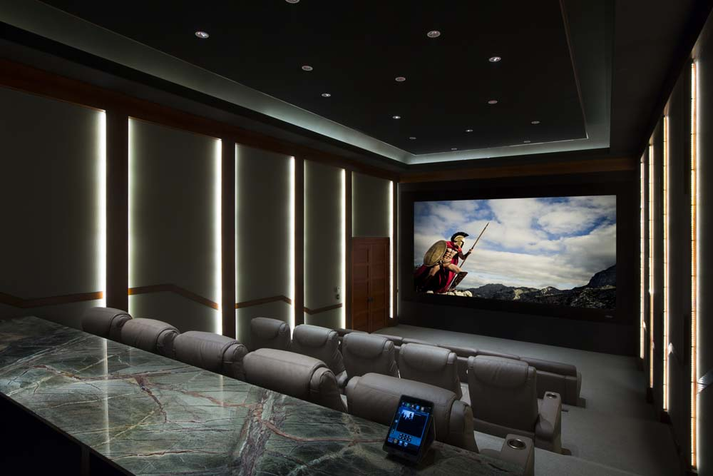 Multi Award Winning Home Theater Installation