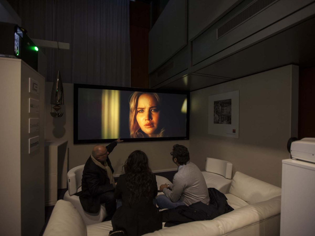 Barco Residential at ISE 2015